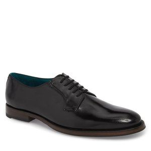 """Ted Baker NEW """"Silice"""" Plain Toe Derby shoes sz 13"""